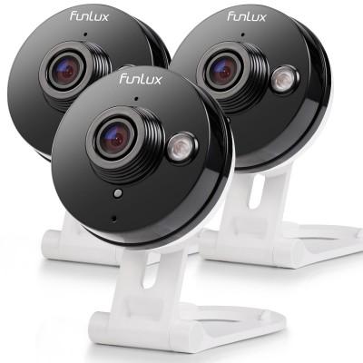 3 720P HD Wireless IP Camera