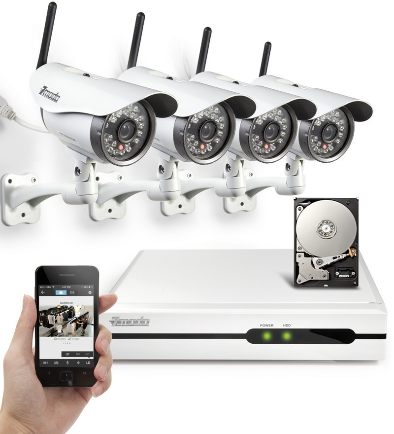 Resource - Top 5 NVR IP camera system