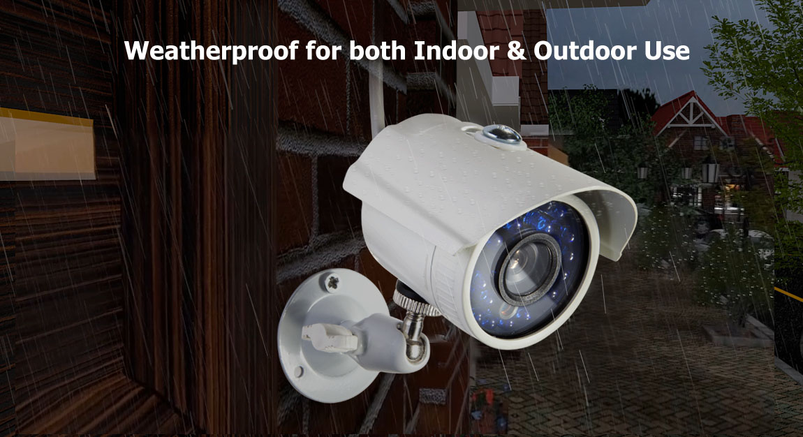zmodo surveillance camera system