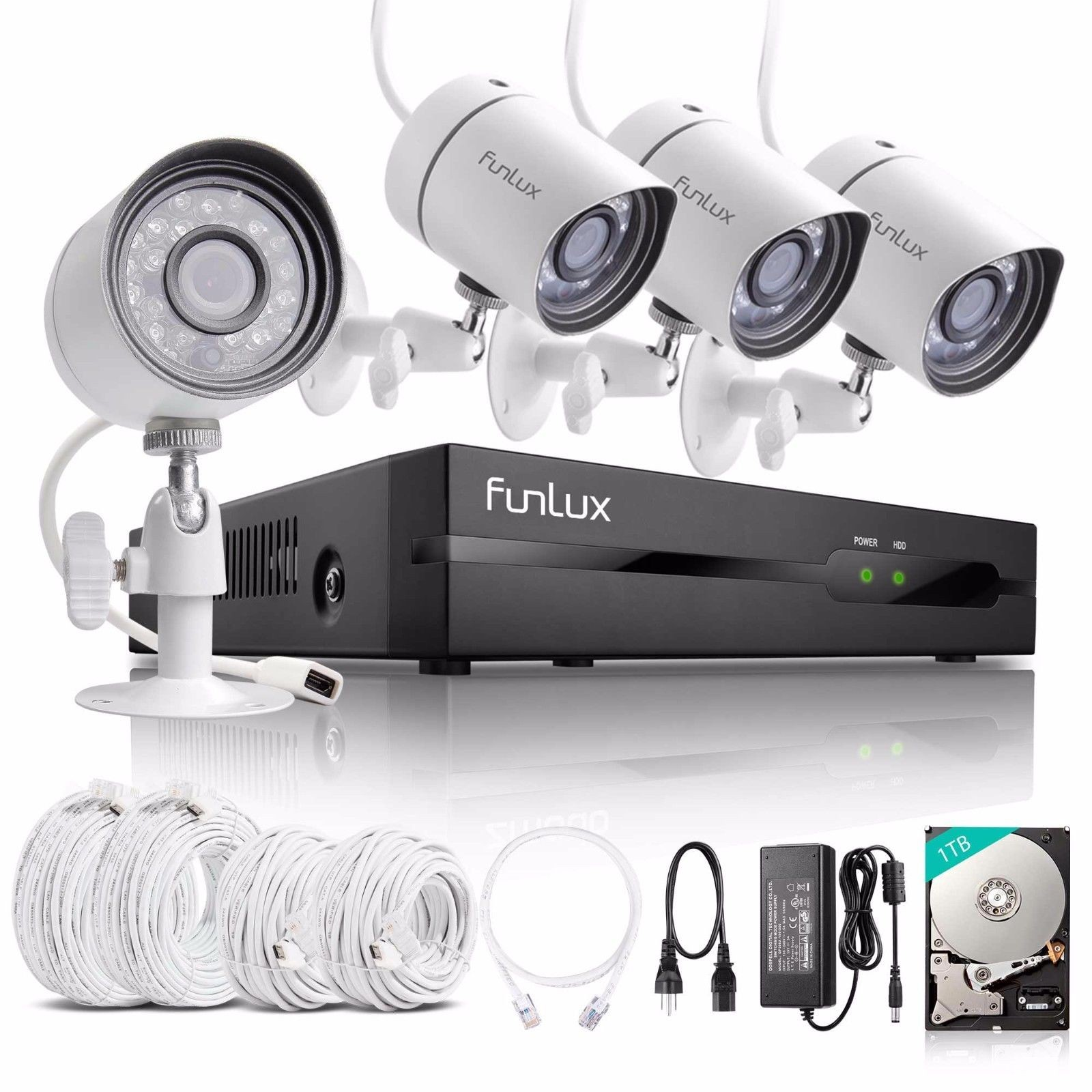 Funlux Official Website - Security Camera System, IP Camera