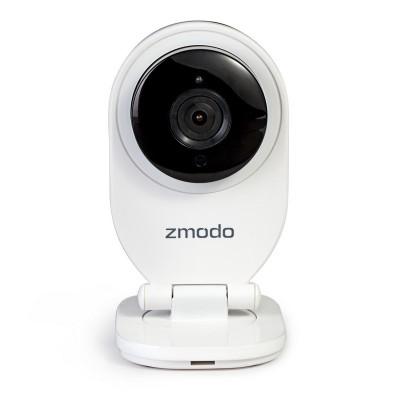 720p WiFi EZCam  Indoor Camera w/ 16GB SD Card-Refurbished