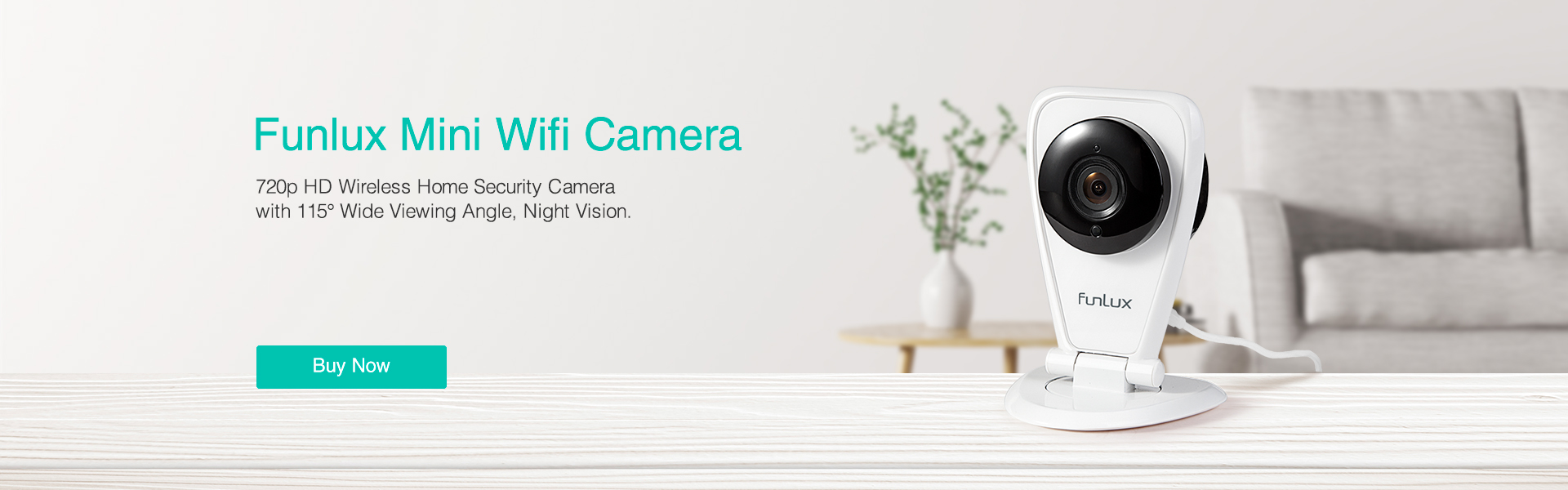 funlux wireless camera system